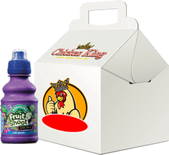 Chicken King Kids Meals